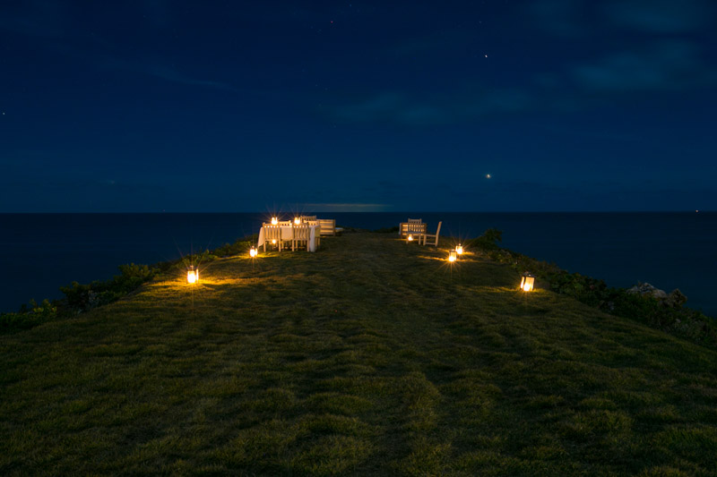 Stark Collection | Candle Light on the Cove